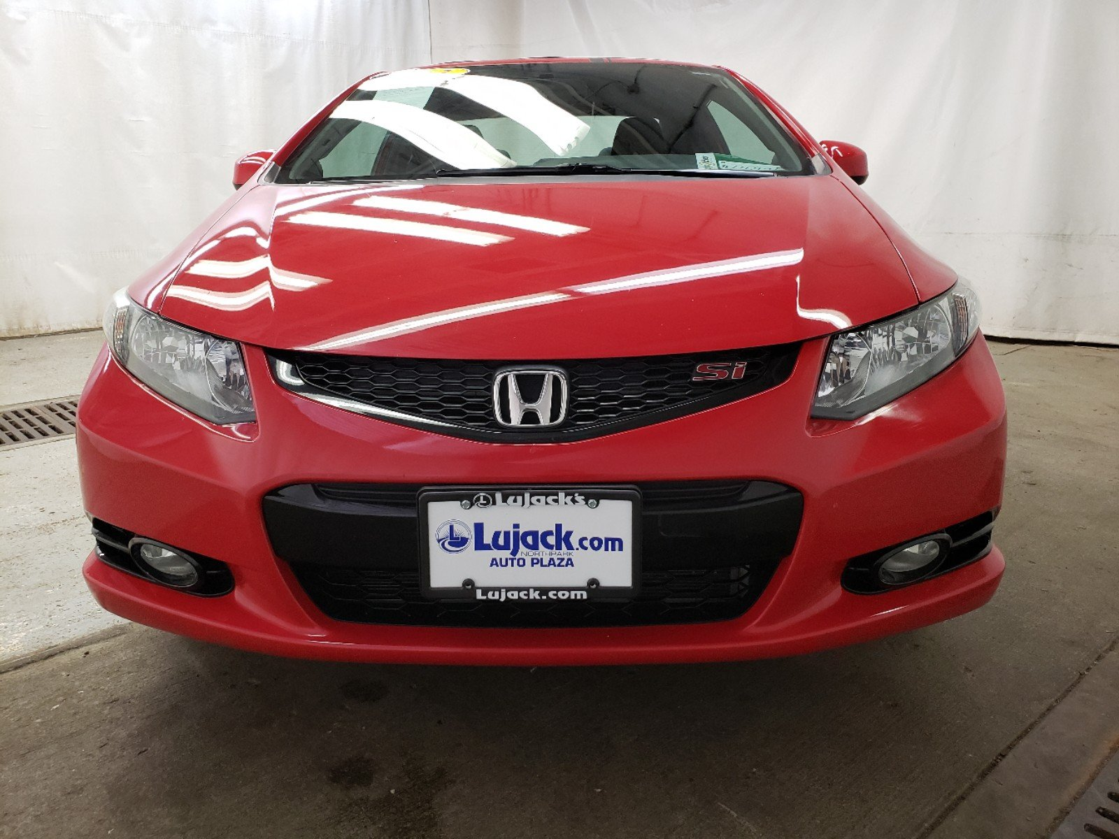 Pre-Owned 2013 Honda Civic Cpe Si