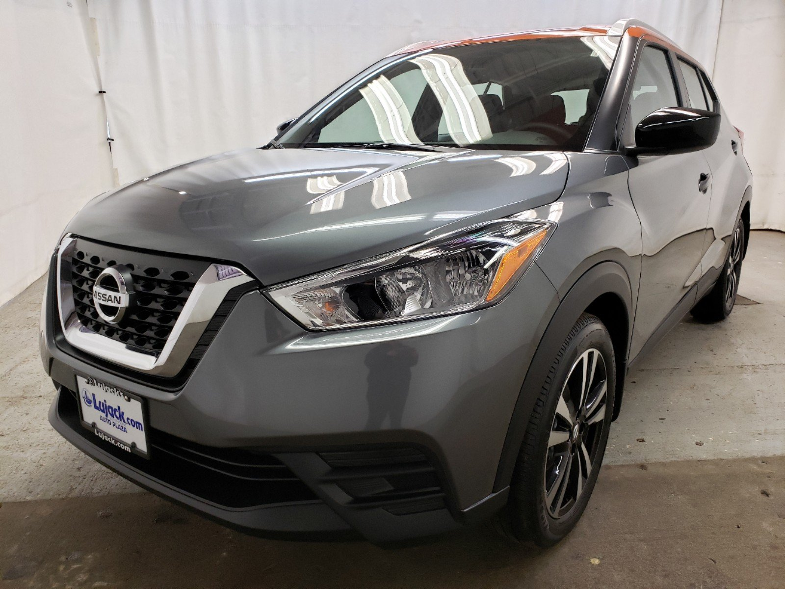 New 2019 Nissan Kicks SV