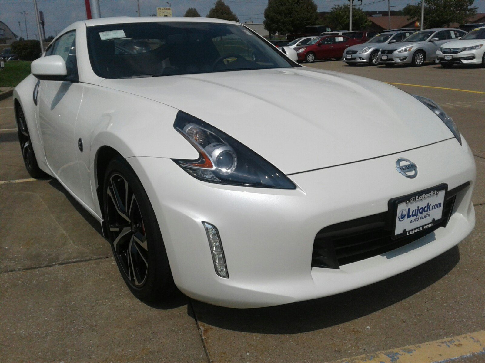 New 2019 Nissan 370Z Coupe Sport Touring