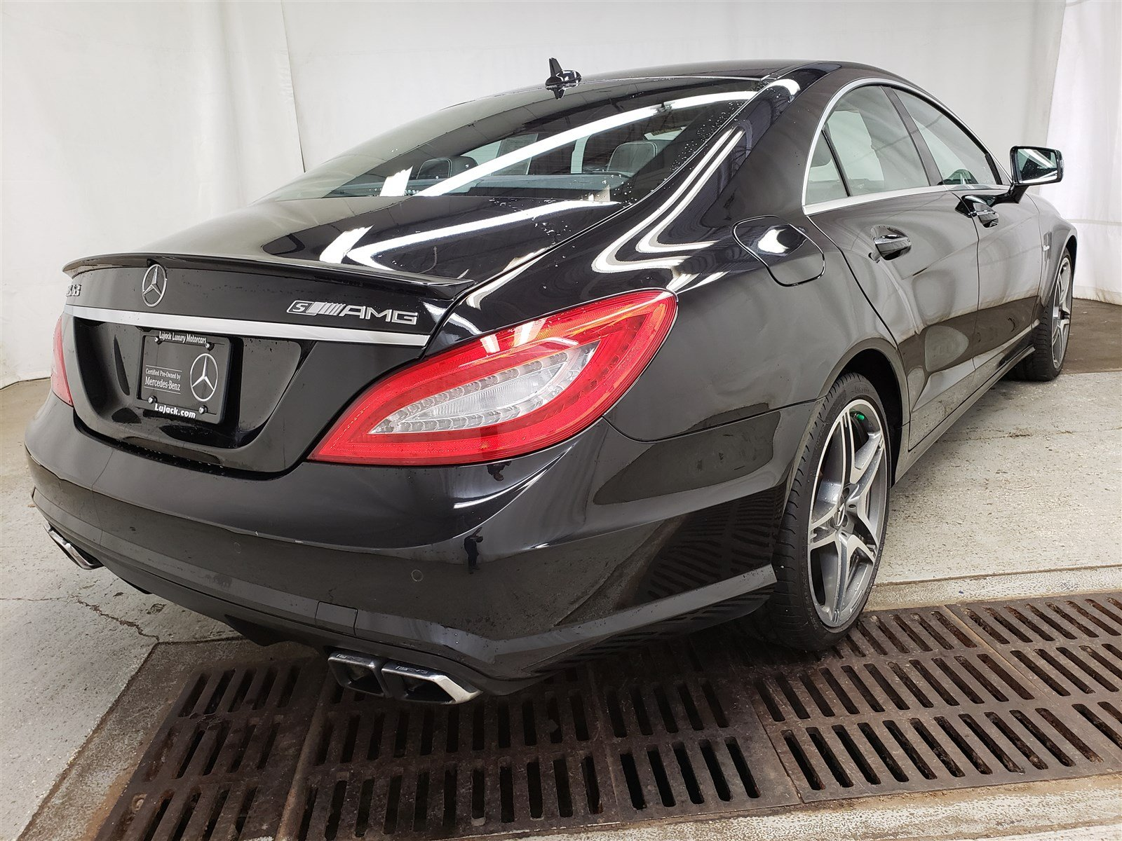 Pre-Owned 2014 Mercedes-Benz CLS CLS 63 AMG® S-Model