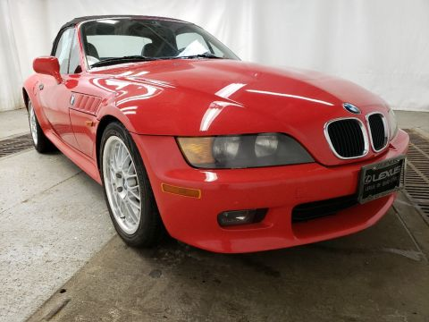 Pre-Owned 1997 BMW Z3 2.8