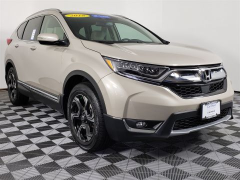 Pre-Owned 2018 Honda CR-V Touring