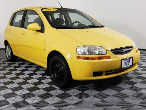 Pre-Owned 2008 Chevrolet Aveo SVM